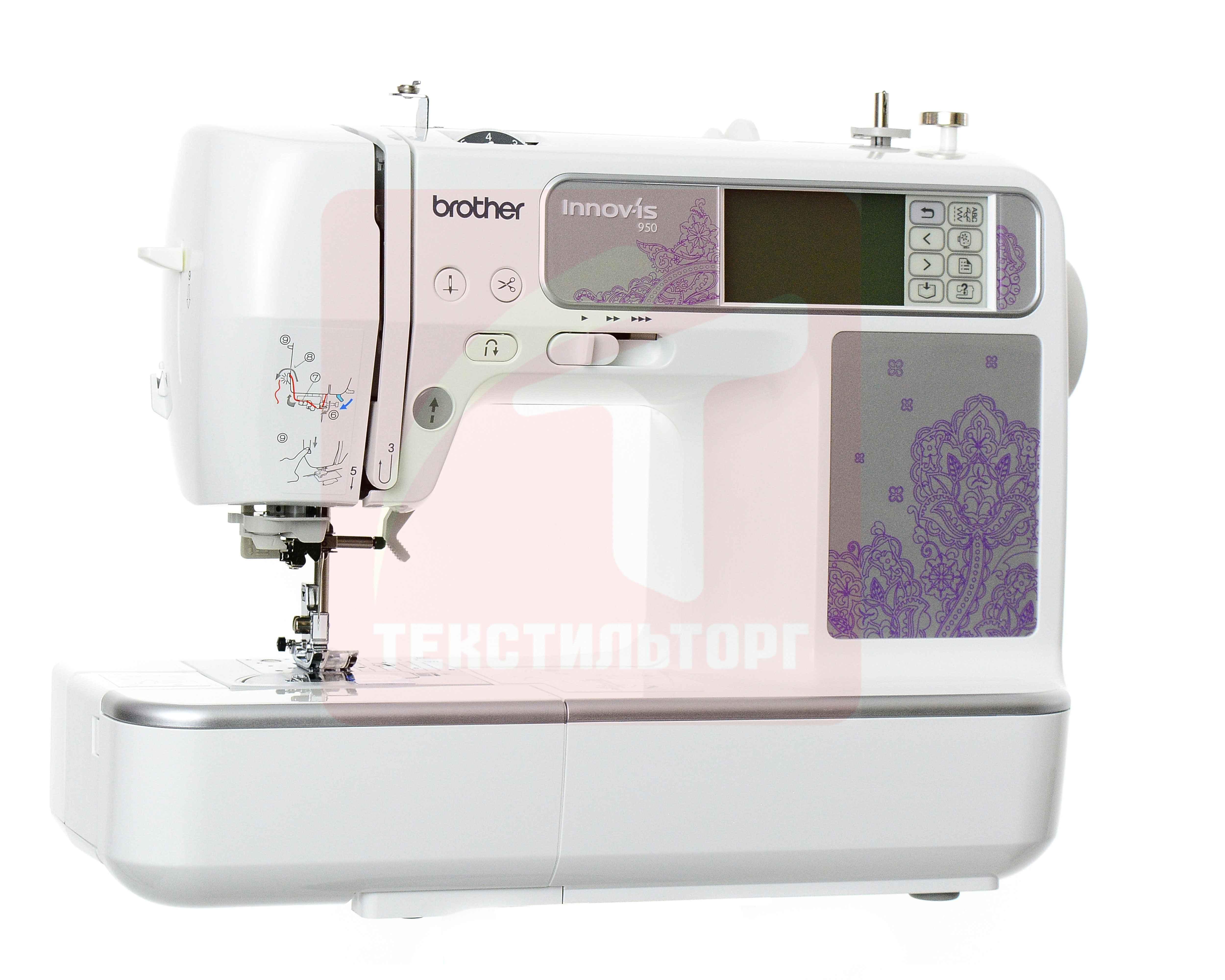 Швейно-вышивальная машина Brother INNOV-IS 950 (ВО)